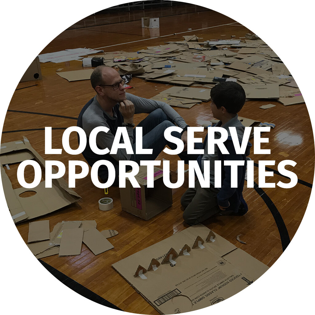 Local Serve Opportunities